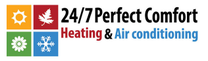24/7 Perfect Comfort Heating & Air conditioning Inc
