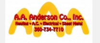 A A Anderson Co