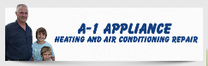 A-1 Appliance Heating & Air Conditioning