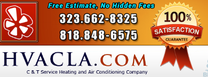 C & T Service Air Conditioning Installation Los Angeles