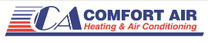 HVAC Service Company Comfort Air Corporation in Savannah GA
