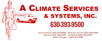 A Climate Services & Systems Inc
