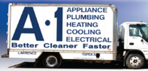 A-1 Plumbing Heating Cooling