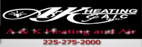 A & K Heating & Air Conditioning