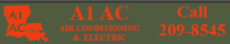 A1 AC Air Conditioning and Electric