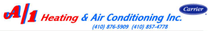 A/1 Heating and Air Conditioning  Inc
