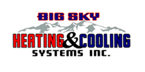 Big Sky Heating and Cooling Systems Inc