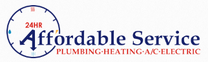 Affordable Service Plumbing  Heating  Air Conditioning and Electric