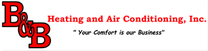 B & B Heating and Air Conditioning Inc. CSL 868418