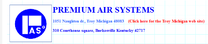 Premium Air Systems Inc