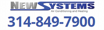 New Systems Air Conditioning & Heating