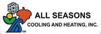 All Seasons Cooling & Heating
