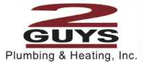HVAC Service Company 2 Guys Plumbing and Heating Inc. in Howard Lake MN