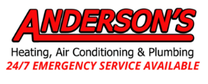 Andersons Heating Air Conditioning & Plumbing