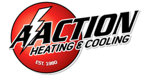A-Action Heating & Cooling Inc