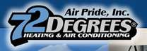 72 Degrees Heating and Air Conditioning / Air Pride Inc