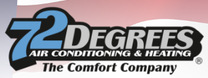 72 Degrees Heating & Air Conditioning The Comfort Company