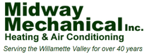 Midway Mechanical Inc.